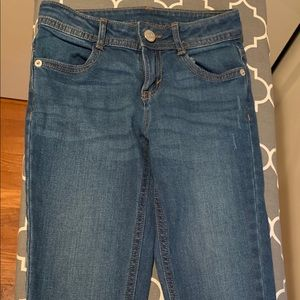 NWOT Giymboree Girls Size 5 Straight Leg Jeans